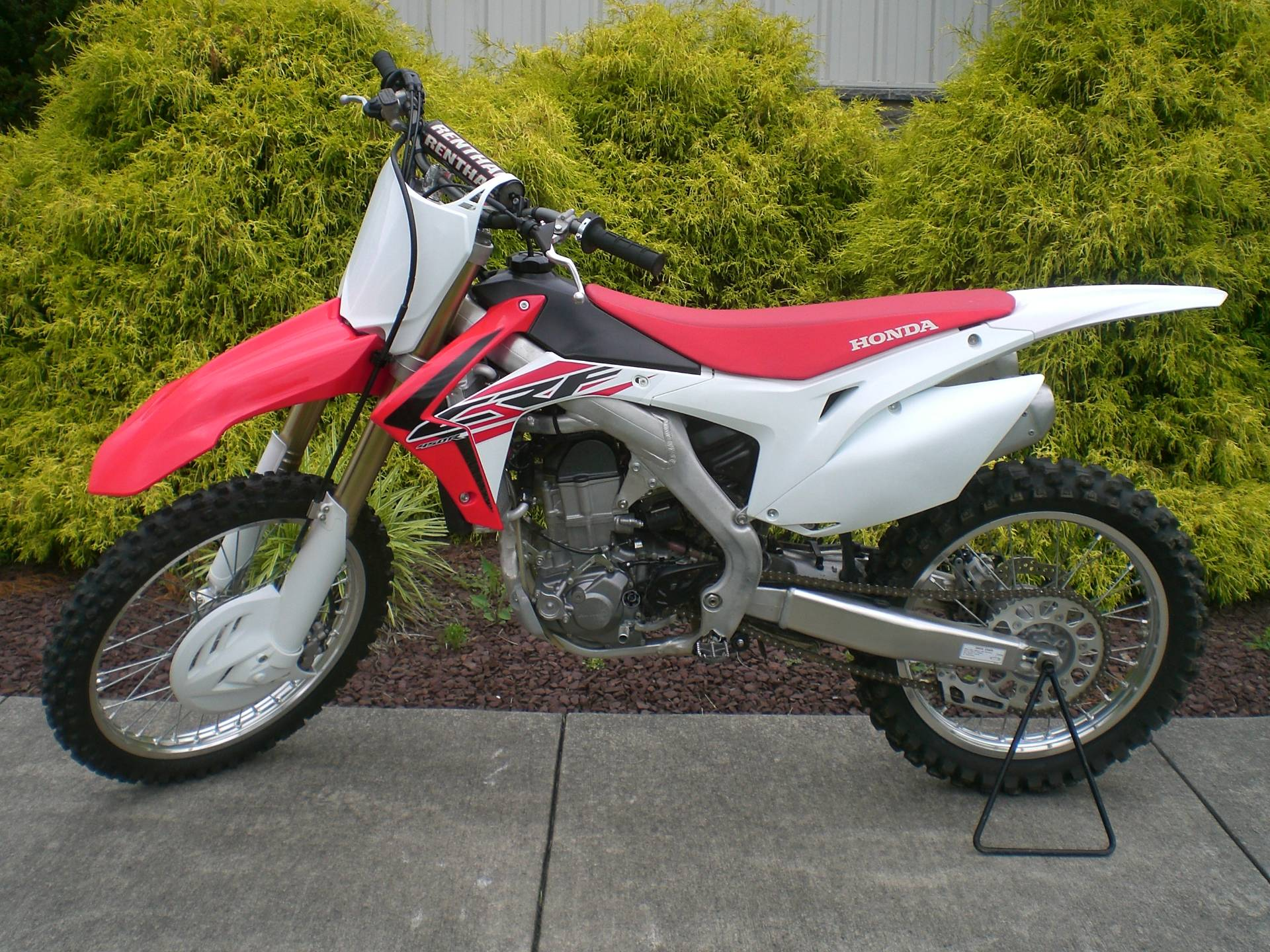 2016 Honda CRF450R in Manheim, Pennsylvania - Photo 1
