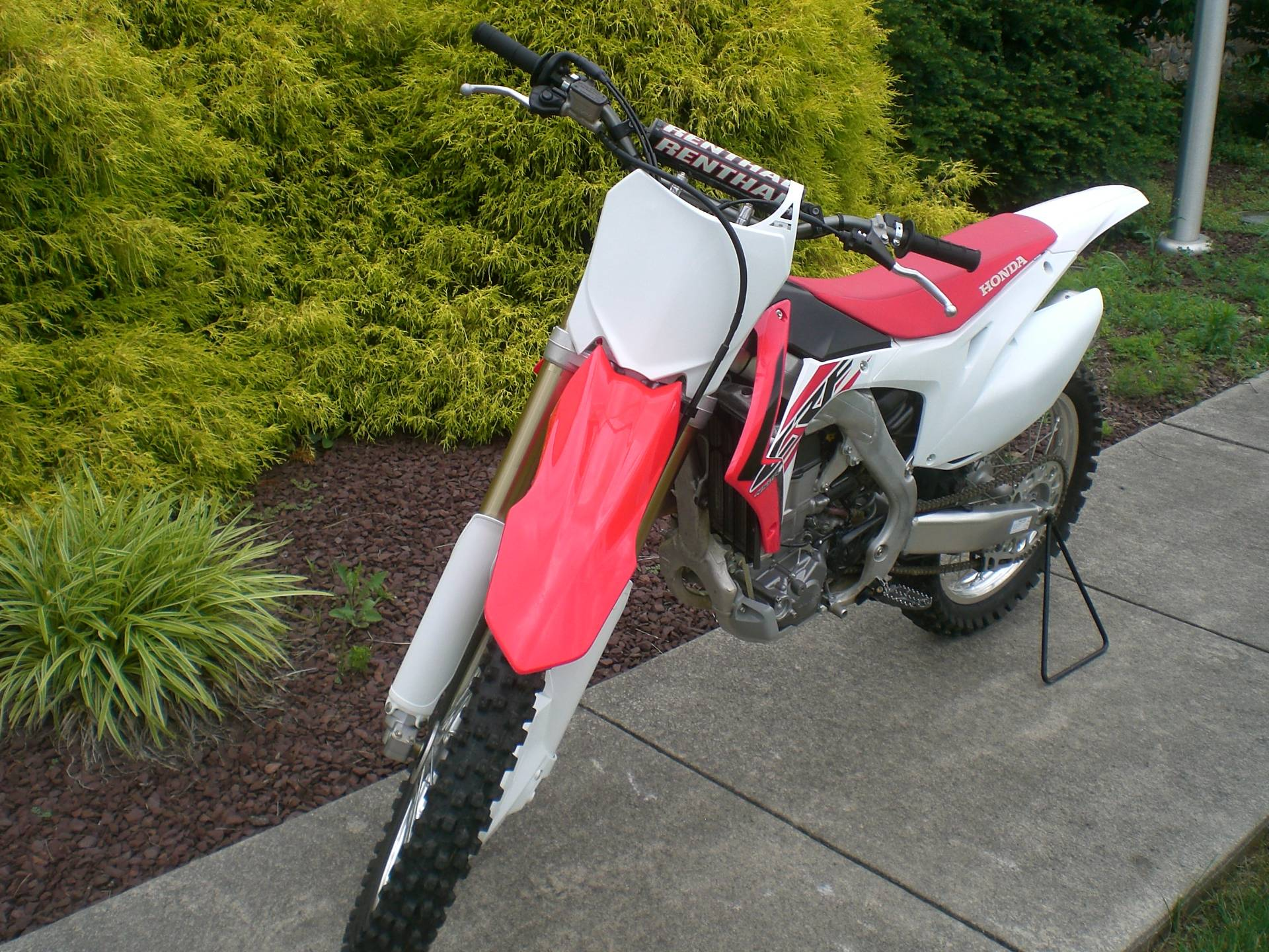 2016 Honda CRF450R in Manheim, Pennsylvania - Photo 2