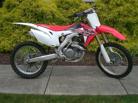 2016 Honda CRF450R in Manheim, Pennsylvania - Photo 4