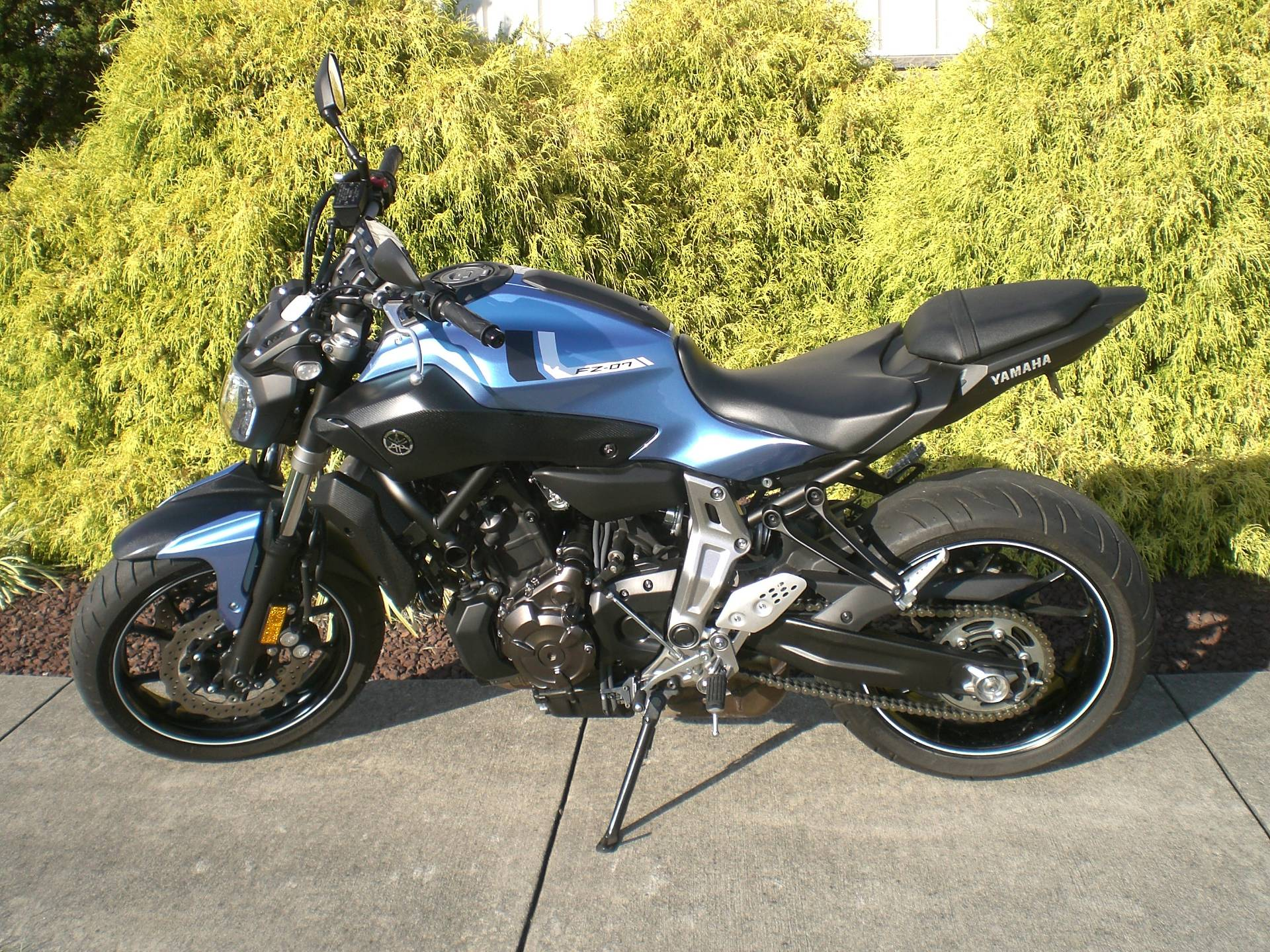 2017 Yamaha FZ-07 in Manheim, Pennsylvania - Photo 1