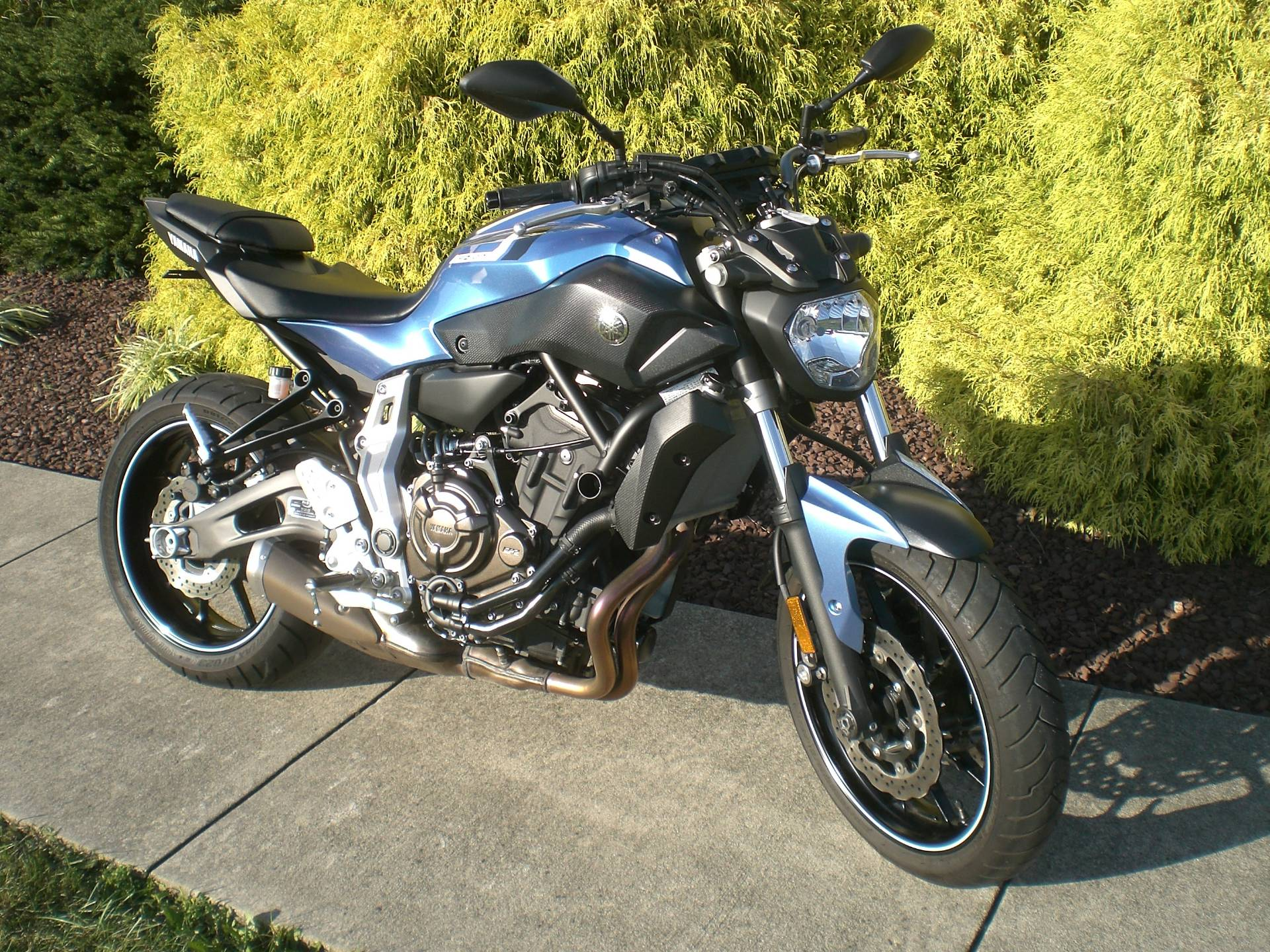 2017 Yamaha FZ-07 in Manheim, Pennsylvania - Photo 4