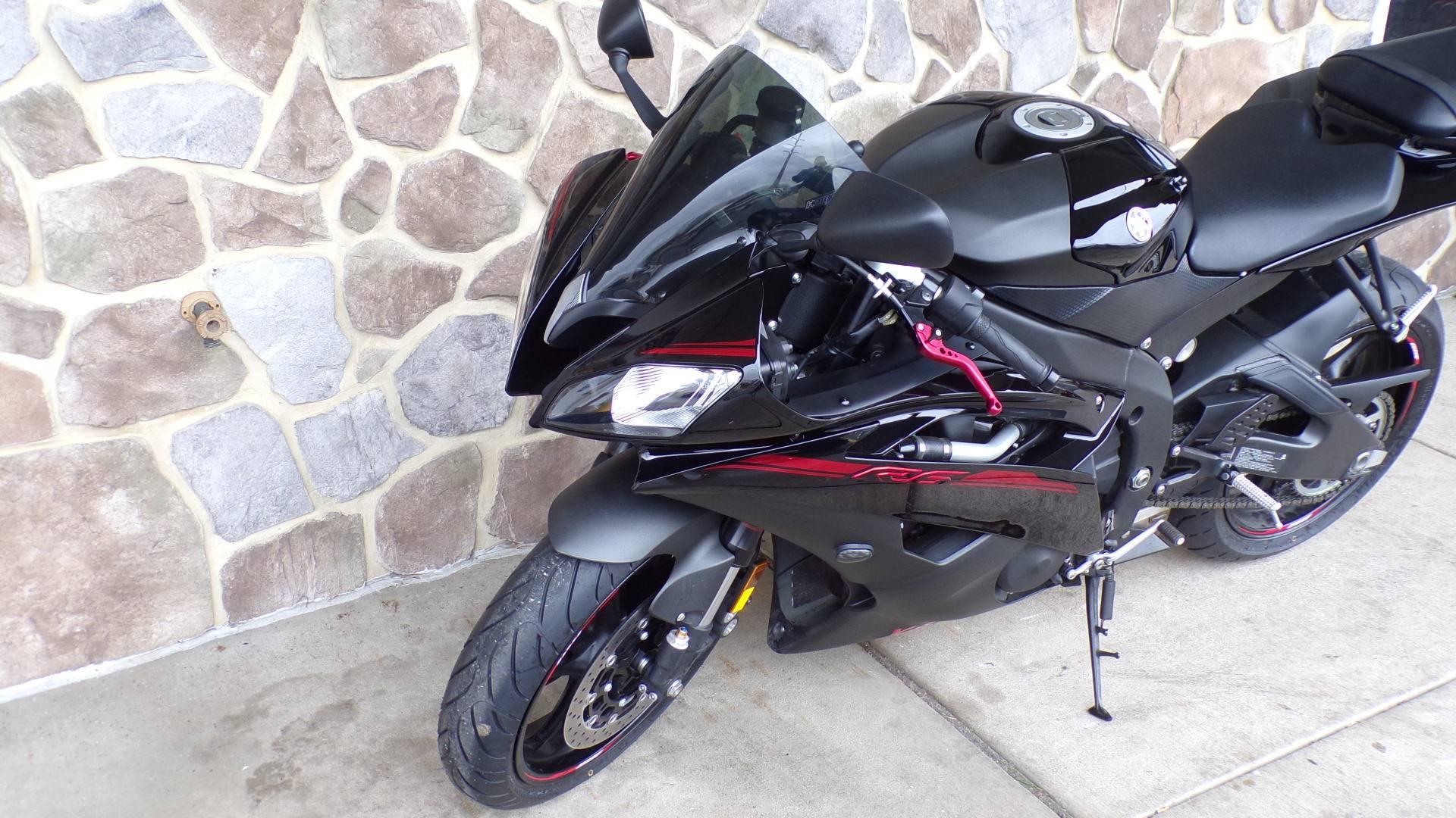 2015 Yamaha YZF-R6 6
