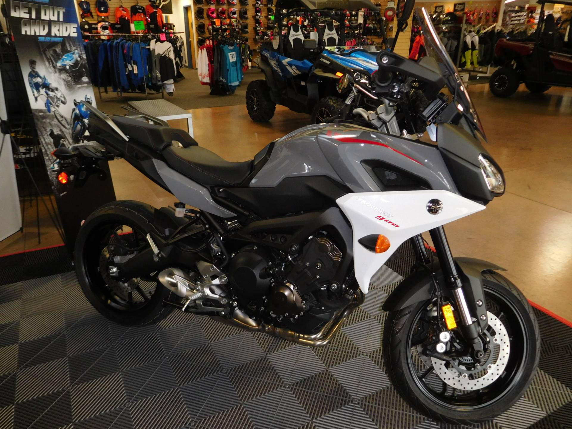 2019 Yamaha Tracer 900 in Manheim, Pennsylvania - Photo 1