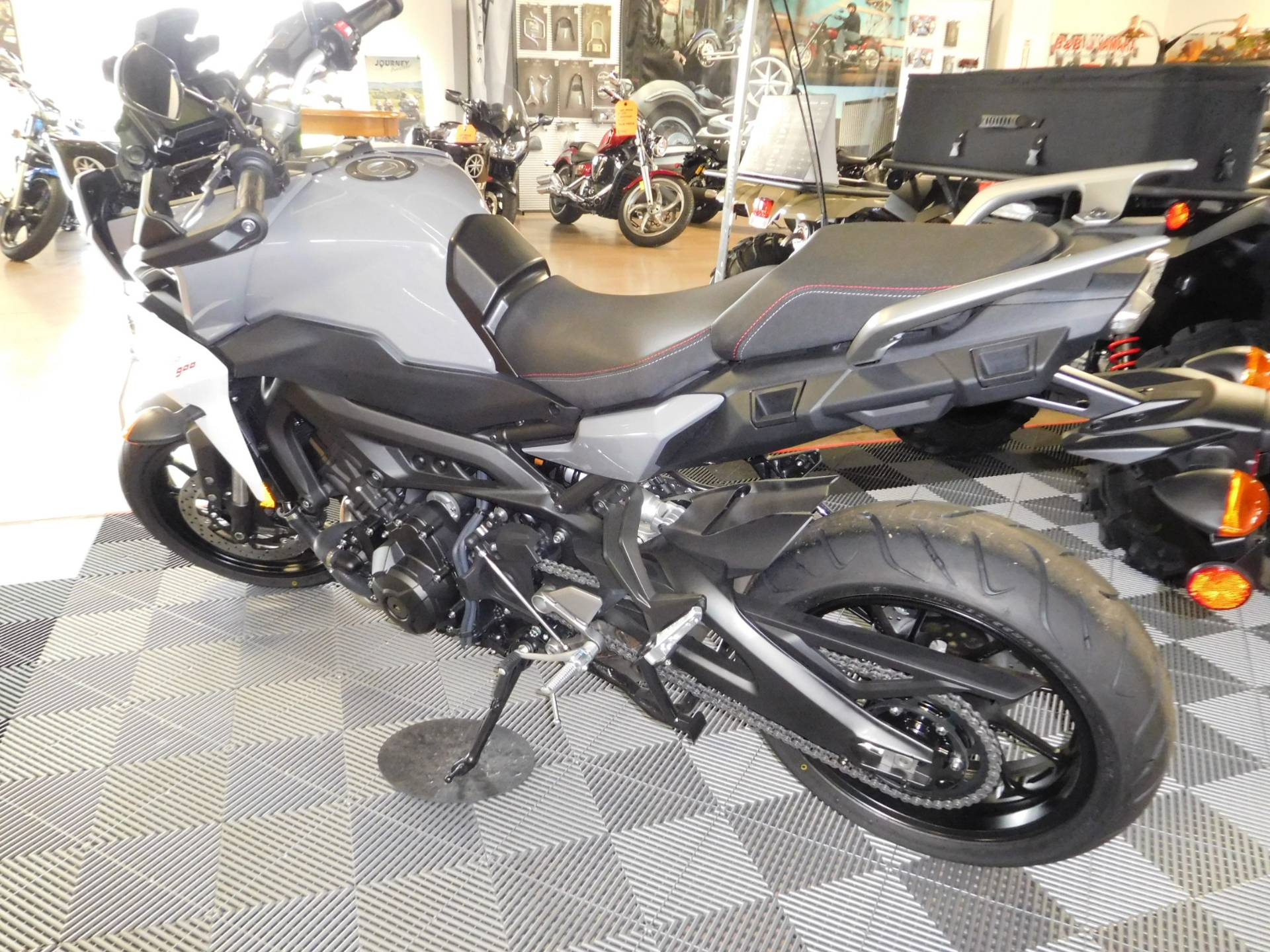 2019 Yamaha Tracer 900 in Manheim, Pennsylvania - Photo 3