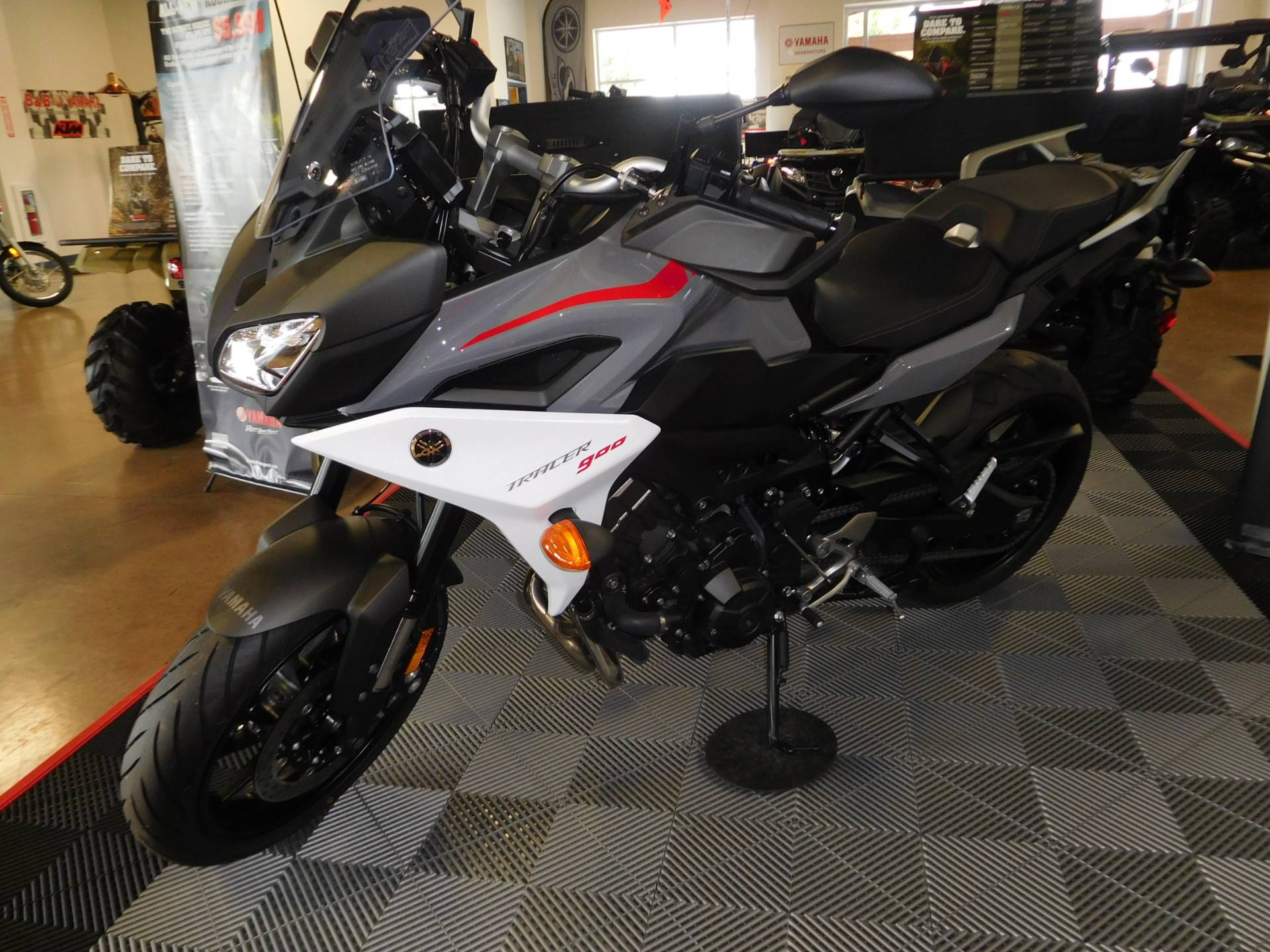 2019 Yamaha Tracer 900 in Manheim, Pennsylvania - Photo 4