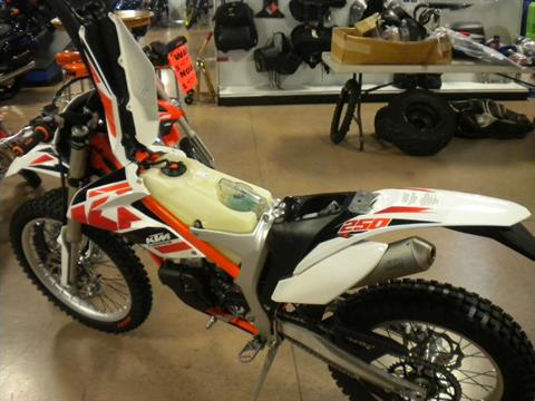 2017 KTM 250 R FREE RIDE in Manheim, Pennsylvania