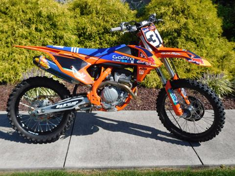 2016 KTM 250 SX-F Factory Edition in Manheim, Pennsylvania