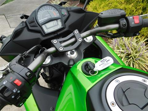 2014 Kawasaki Ninja® 650 in Manheim, Pennsylvania