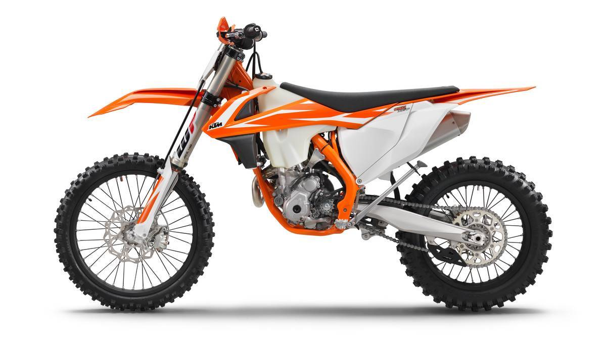 2018 KTM 250 XC F in Manheim, Pennsylvania