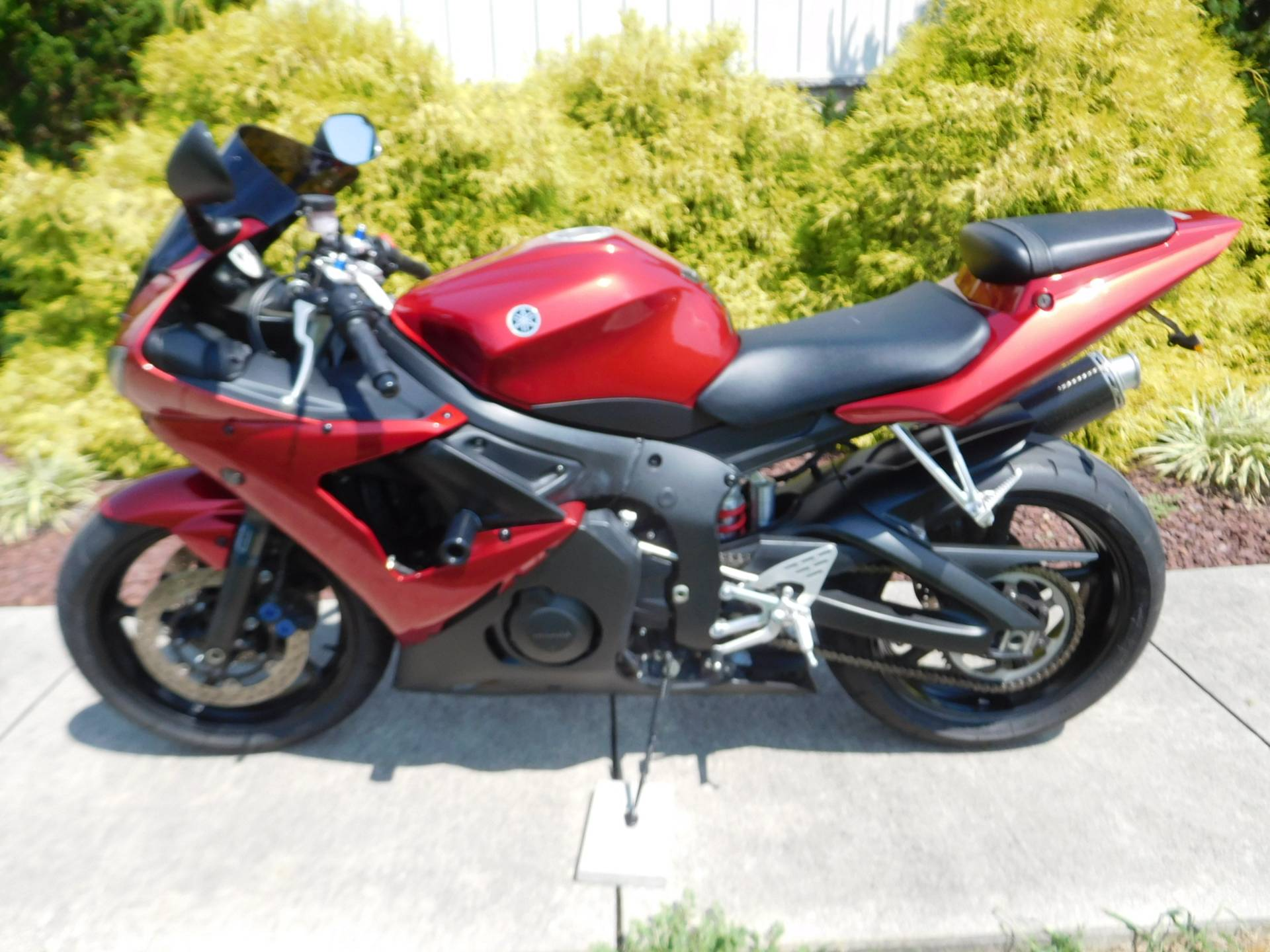Used 2007 Yamaha YZF-R6S Motorcycles in Manheim, PA