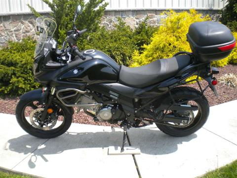 2012 Suzuki V-Strom 650 ABS Adventure in Manheim, Pennsylvania