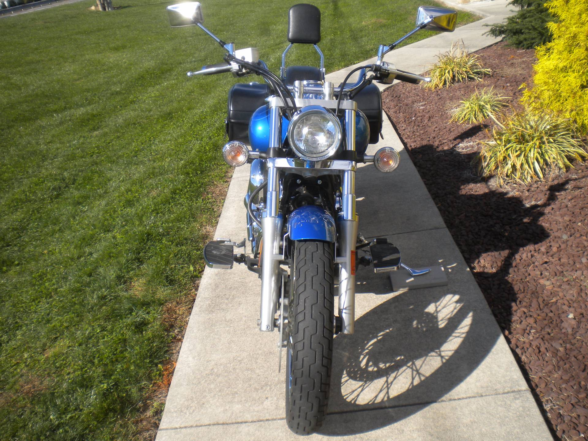 2009 Yamaha V Star Custom in Manheim, Pennsylvania