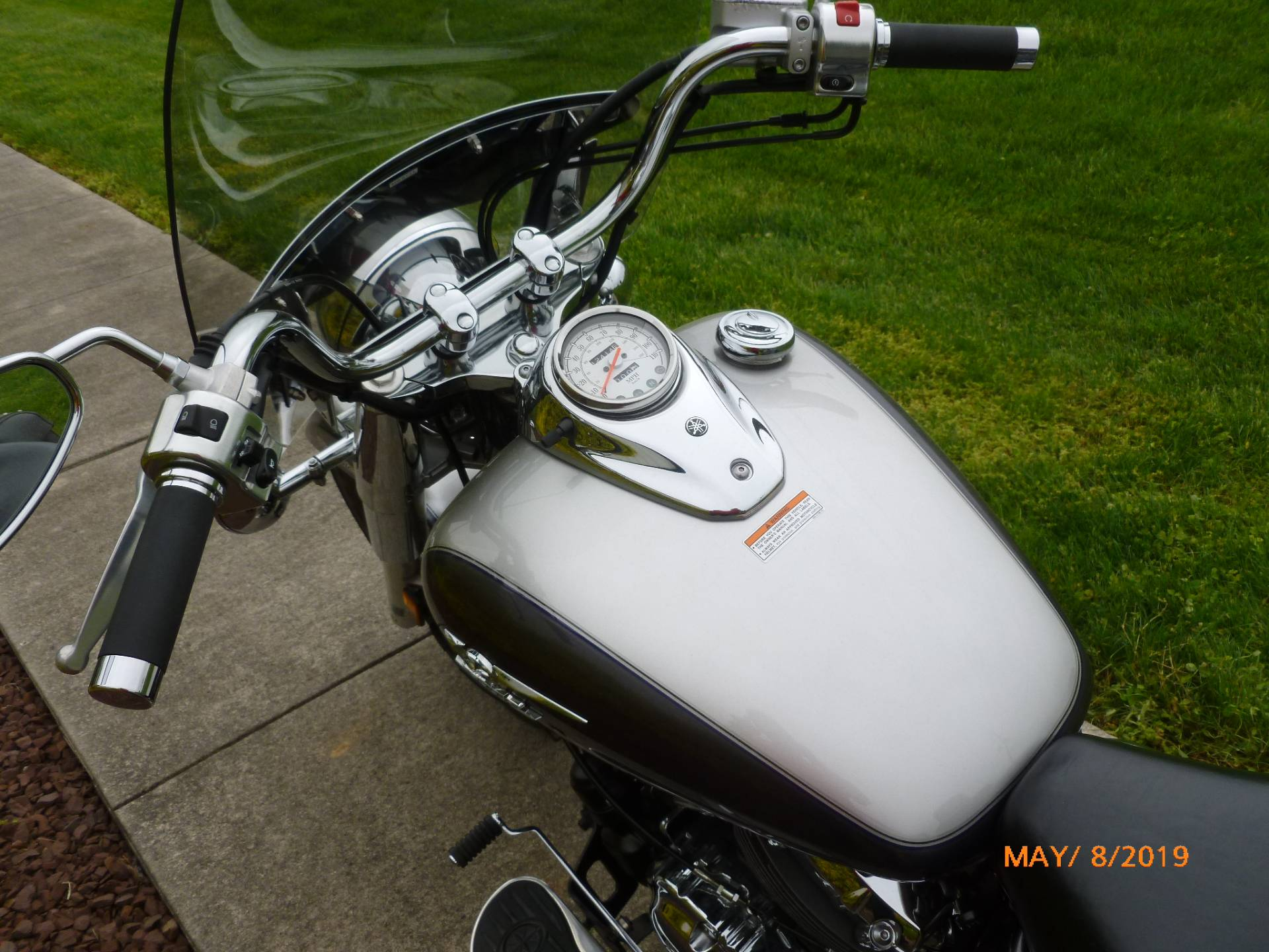 2006 Yamaha V Star® Silverado® in Manheim, Pennsylvania - Photo 5