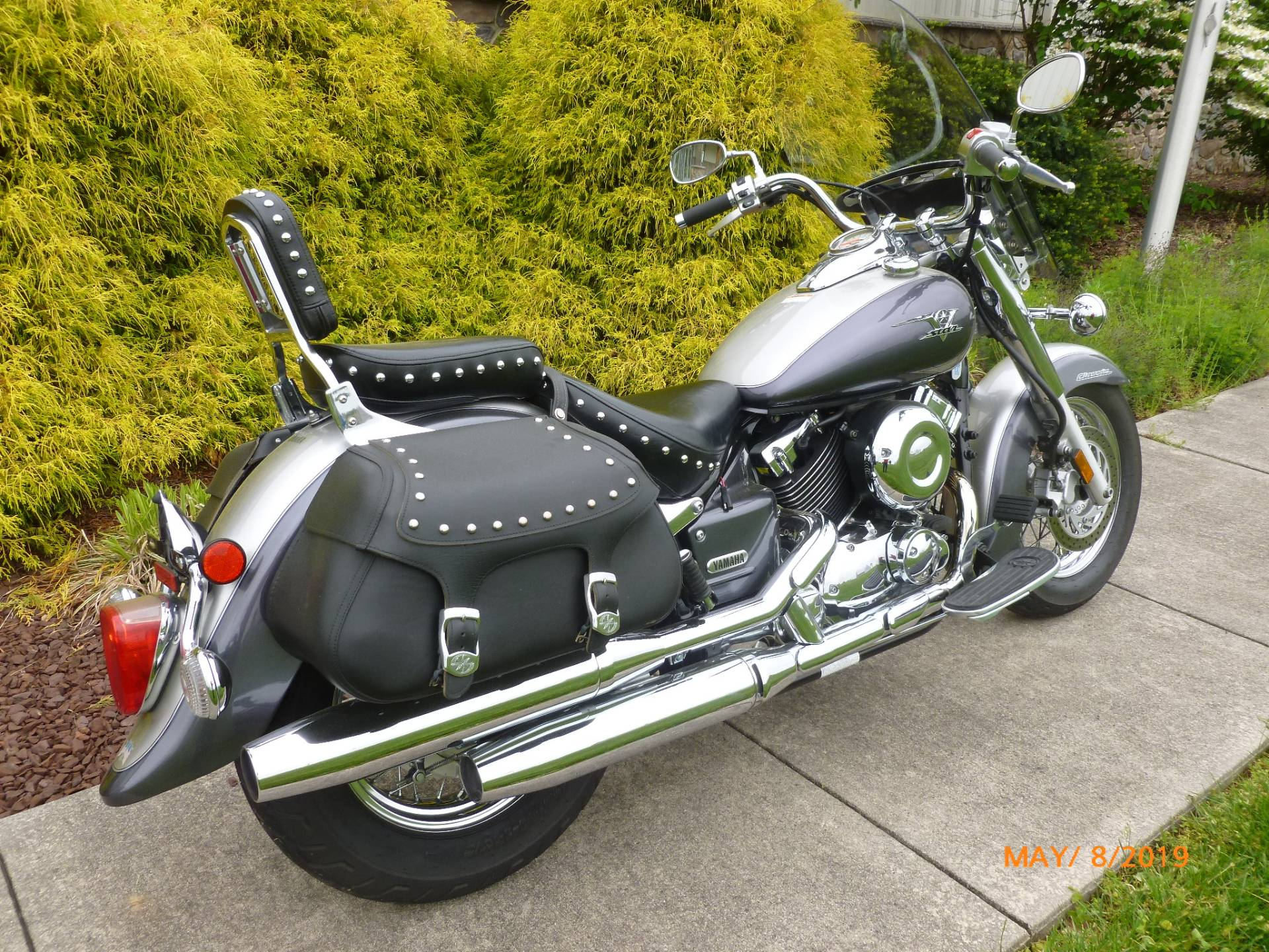2006 Yamaha V Star® Silverado® in Manheim, Pennsylvania - Photo 8