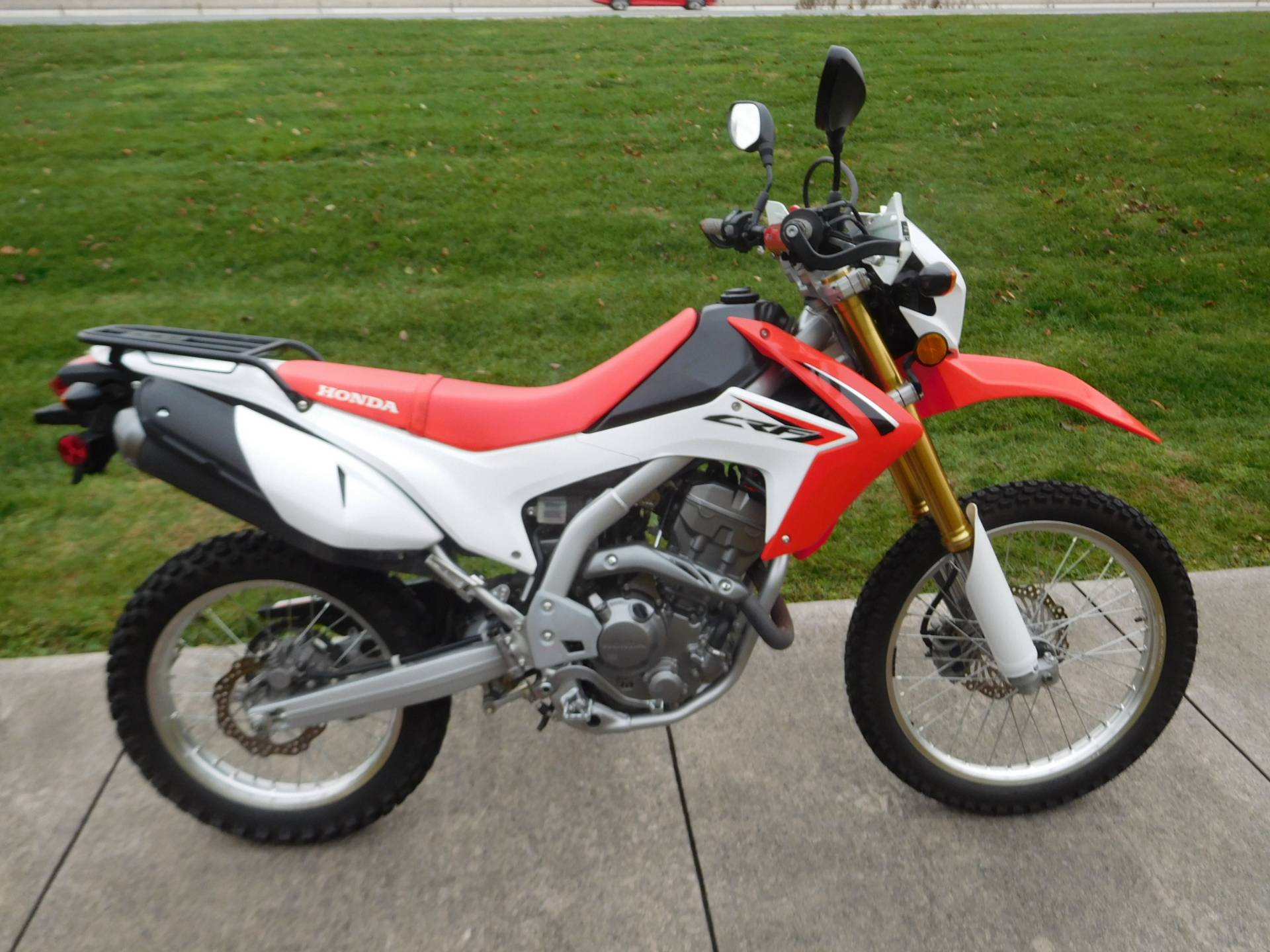 2014 Honda CRF®250L in Manheim, Pennsylvania