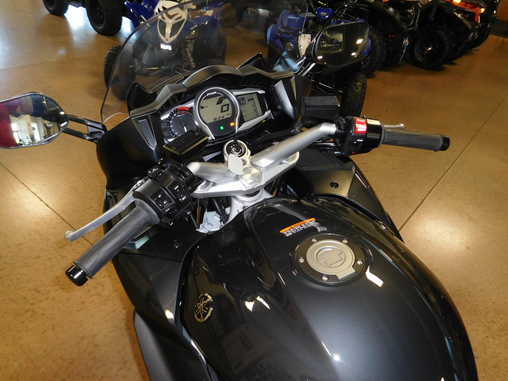 2015 Yamaha FJR1300A in Manheim, Pennsylvania - Photo 5