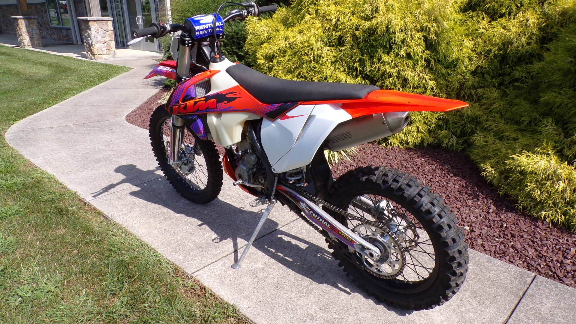 2016 KTM 250 XC-F in Manheim, Pennsylvania - Photo 3