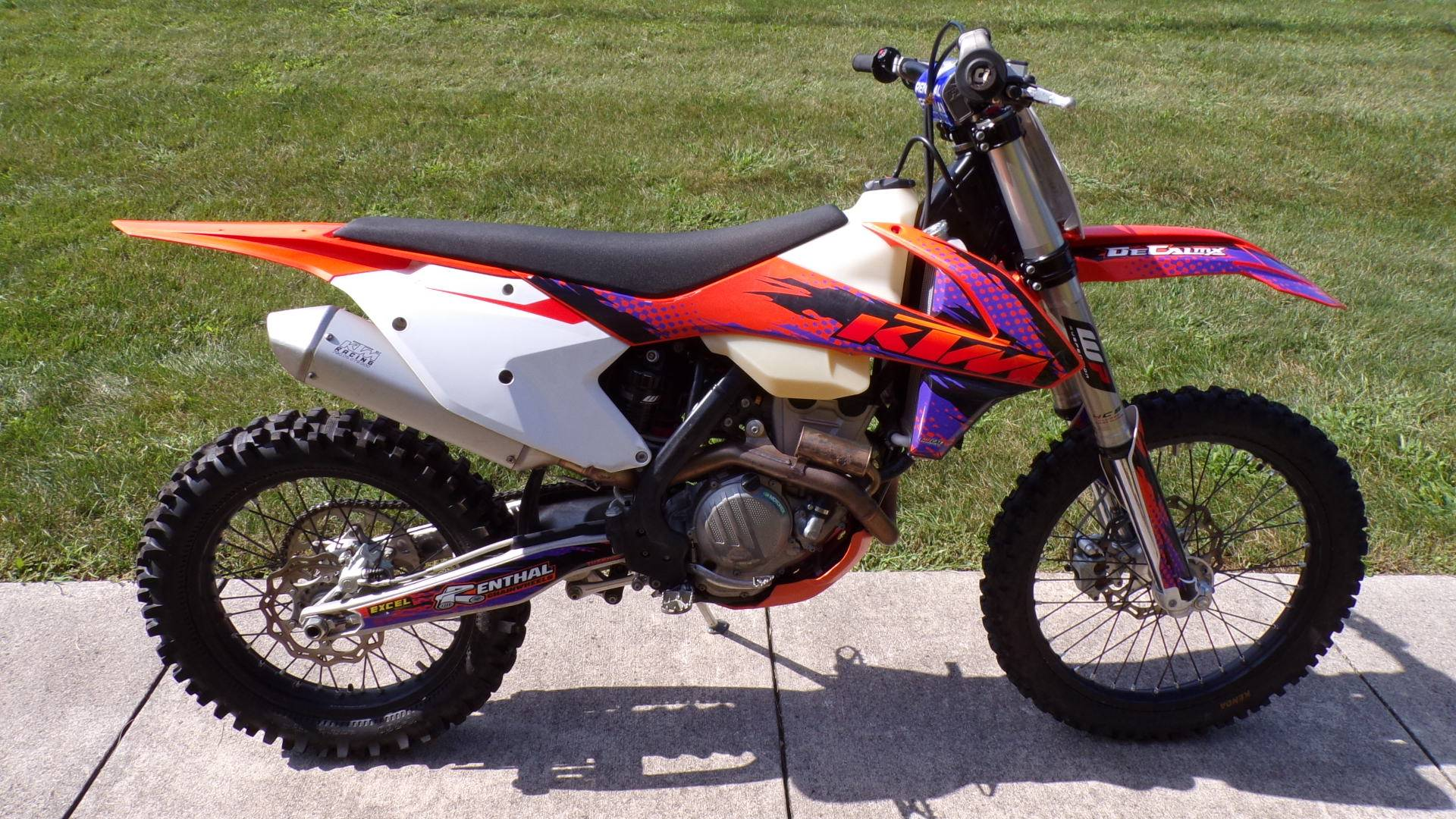 2016 KTM 250 XC-F in Manheim, Pennsylvania - Photo 1