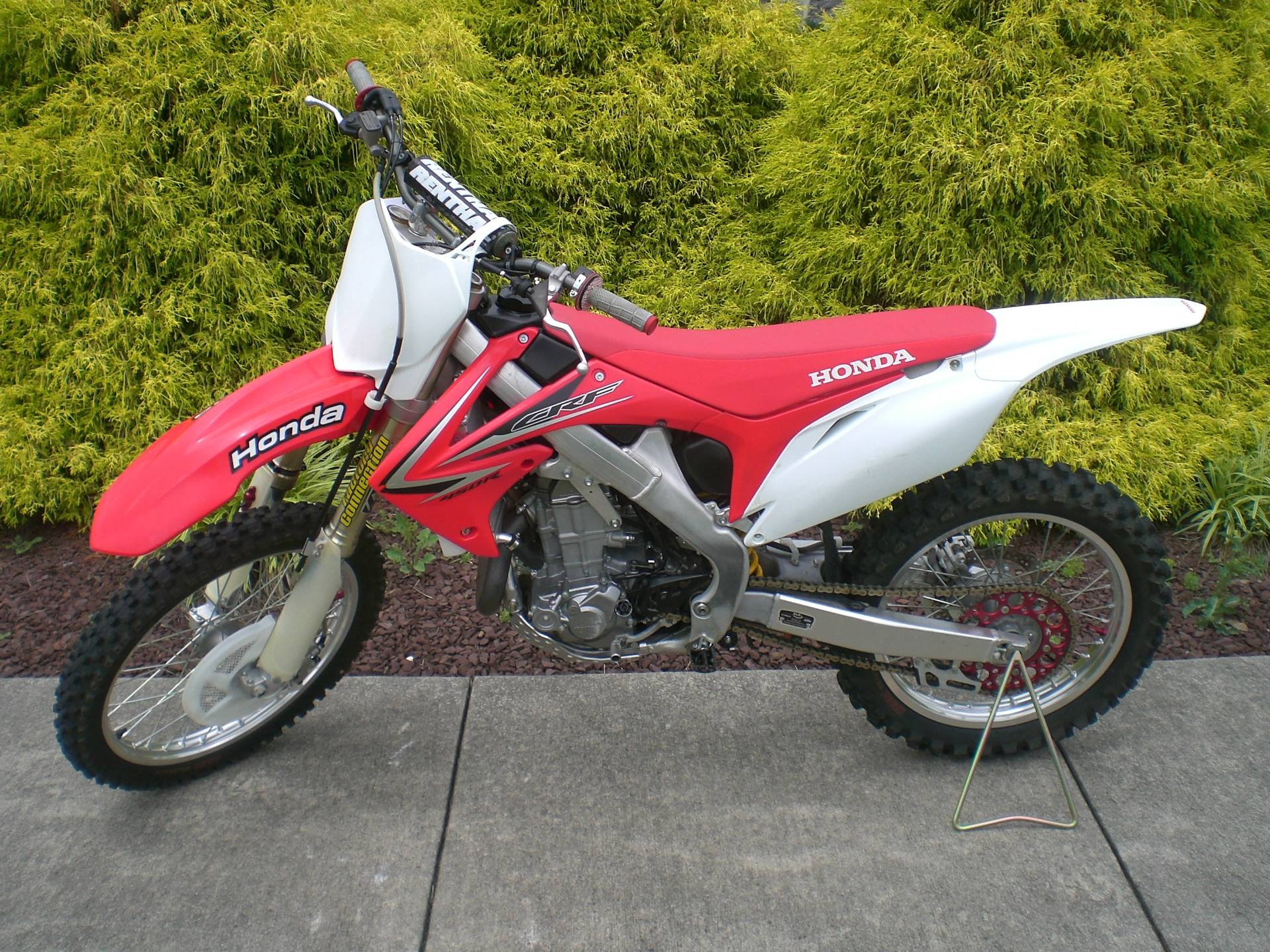 2009 Honda CRF®450R in Manheim, Pennsylvania - Photo 1