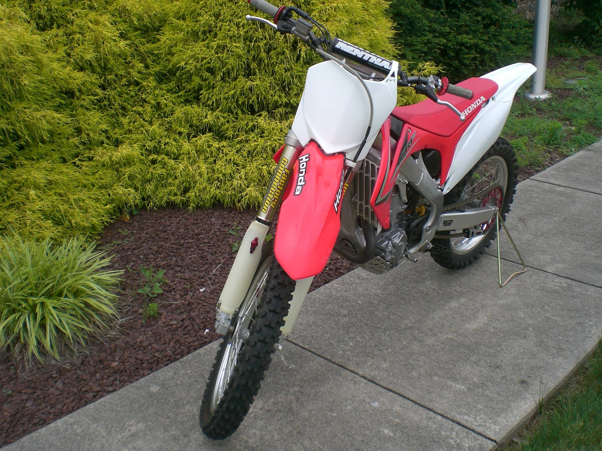 2009 Honda CRF®450R in Manheim, Pennsylvania - Photo 2