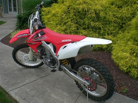 2009 Honda CRF®450R in Manheim, Pennsylvania - Photo 3