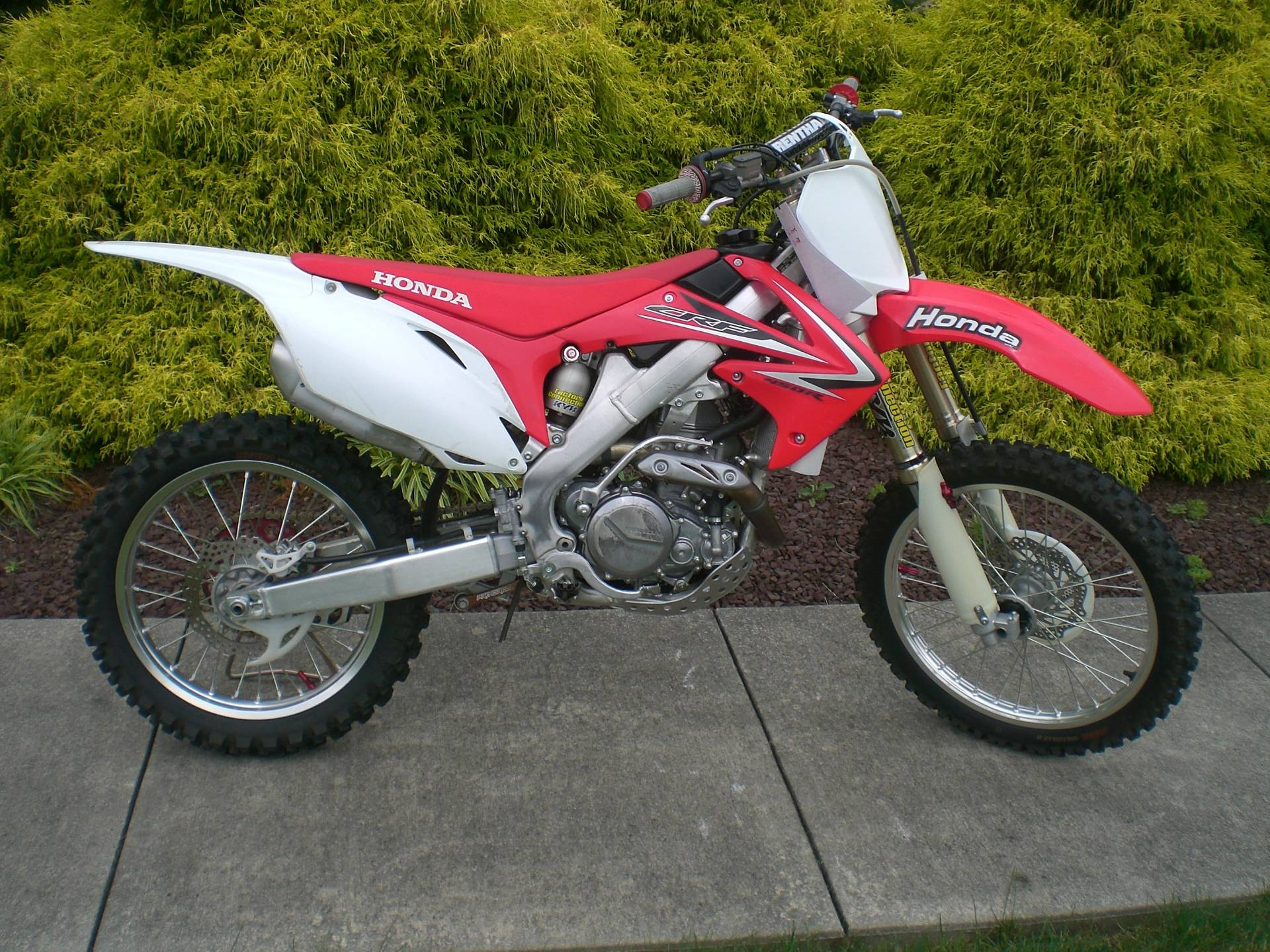 2009 Honda CRF®450R in Manheim, Pennsylvania - Photo 4