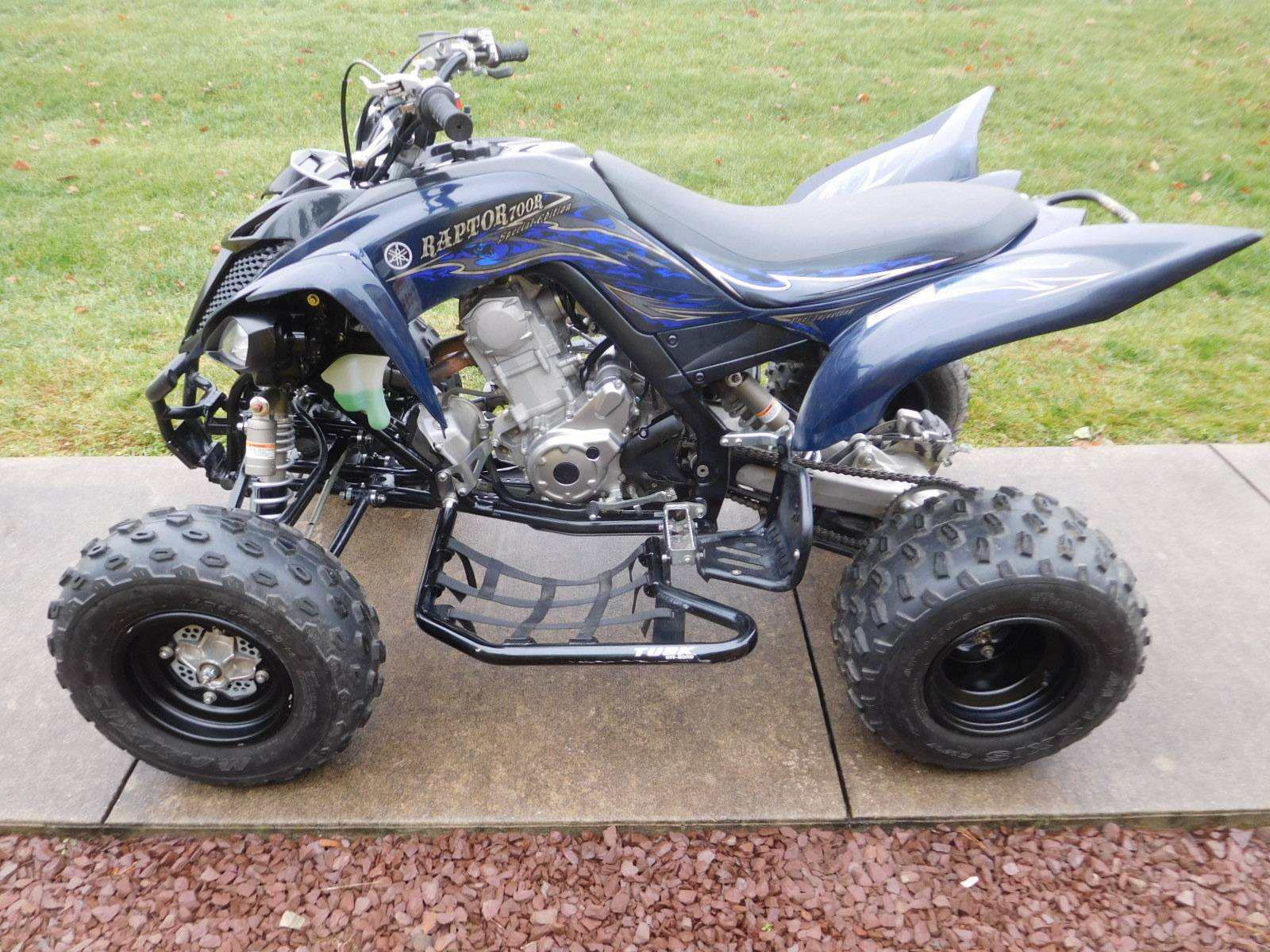 2014 Yamaha Raptor 700R SE for sale 2616