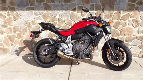 2015 Yamaha FZ-07 in Manheim, Pennsylvania - Photo 1