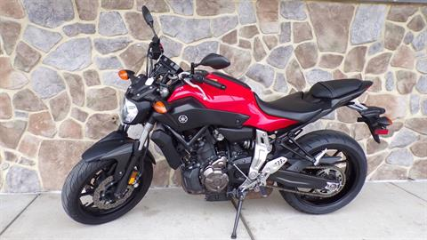 2015 Yamaha FZ-07 in Manheim, Pennsylvania - Photo 3
