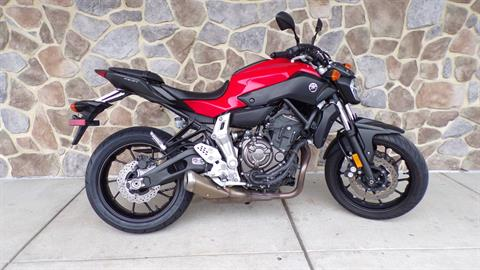 2015 Yamaha FZ-07 in Manheim, Pennsylvania - Photo 6