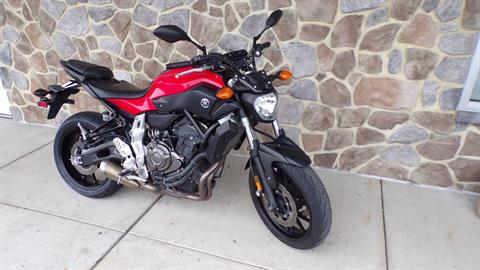 2015 Yamaha FZ-07 in Manheim, Pennsylvania - Photo 7
