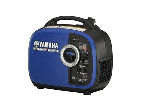 2016 Yamaha Inverter EF2000iSv2 in Manheim, Pennsylvania