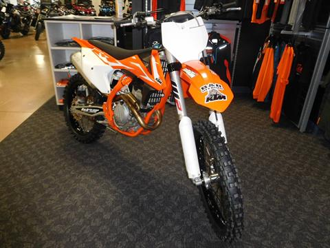 2018 KTM 250 SX-F in Manheim, Pennsylvania