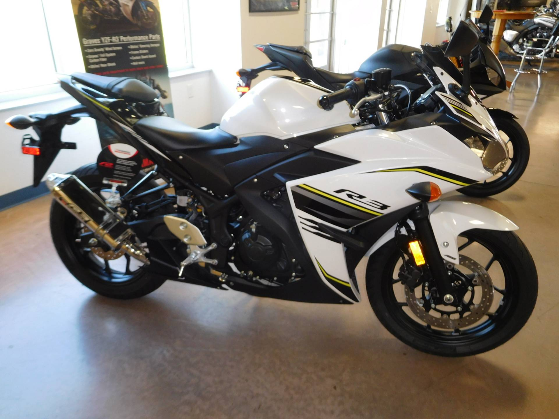 2017 Yamaha YZF-R3 ABS in Manheim, Pennsylvania - Photo 1