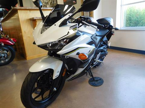 2017 Yamaha YZF-R3 ABS in Manheim, Pennsylvania - Photo 5