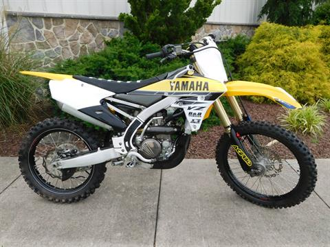 2016 Yamaha YZ250F in Manheim, Pennsylvania