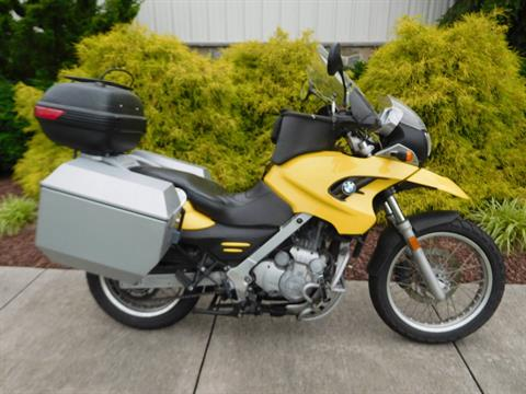 2005 BMW F 650 GS in Manheim, Pennsylvania