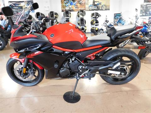 2015 Yamaha FZ6R in Manheim, Pennsylvania