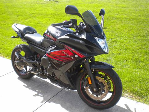 2012 Yamaha FZ6R in Manheim, Pennsylvania