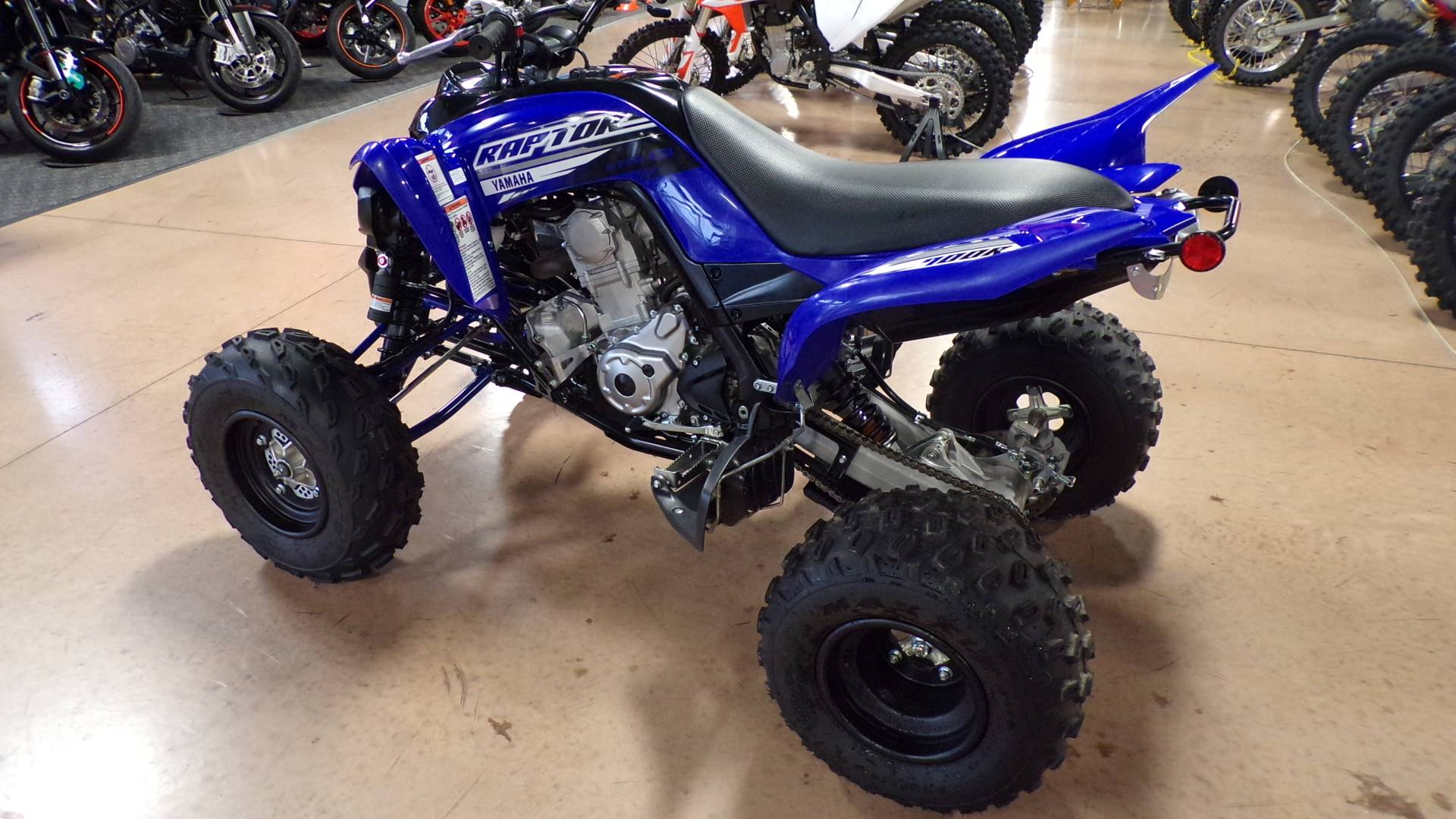 2019 Yamaha Raptor 700R 4