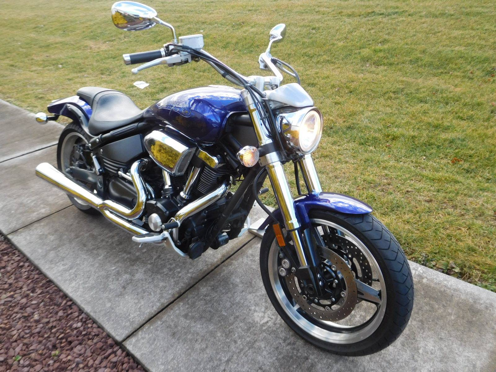 2002 Yamaha Road Star Warrior in Manheim, Pennsylvania - Photo 1