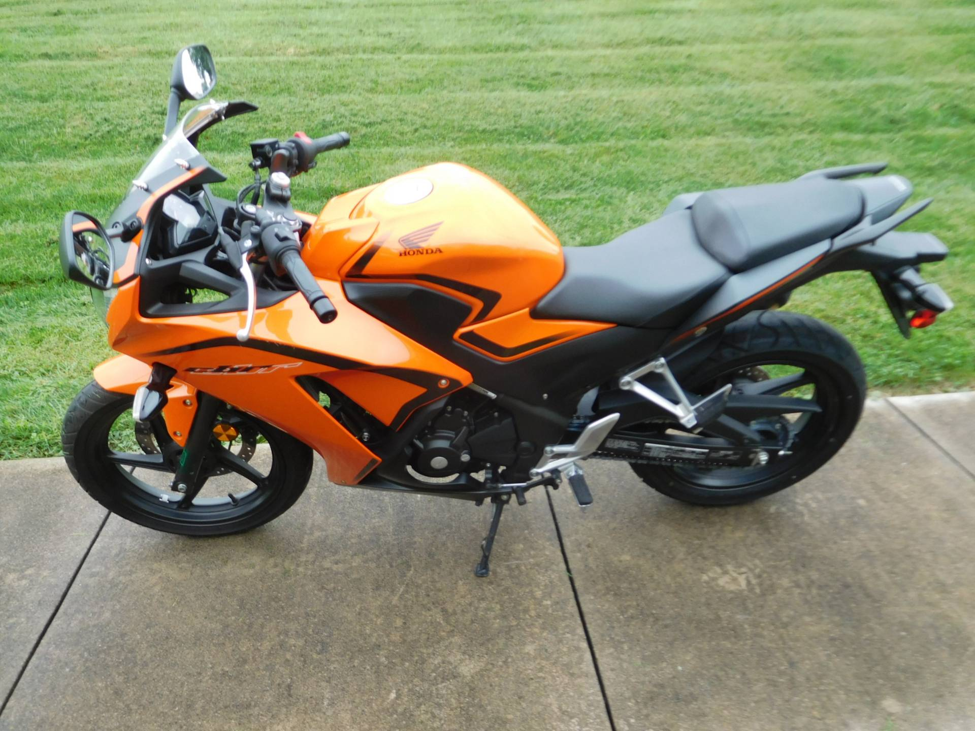 2016 Honda CBR300R in Manheim, Pennsylvania