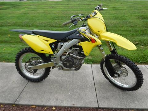 2015 Suzuki RM-Z450 in Manheim, Pennsylvania