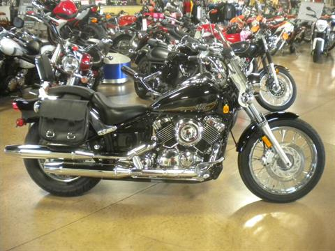 2013 Yamaha V Star 650 Custom in Manheim, Pennsylvania