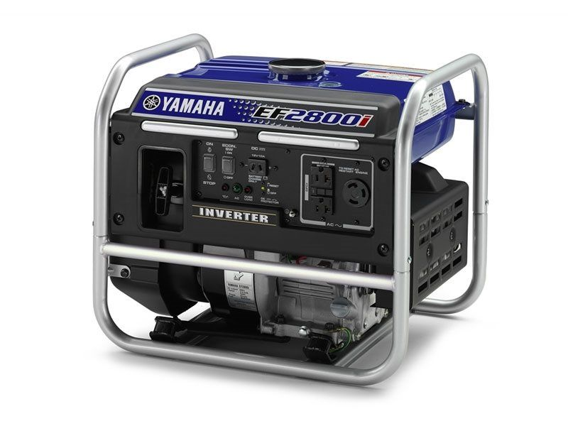 2016 Yamaha Inverter EF2800i in Manheim, Pennsylvania