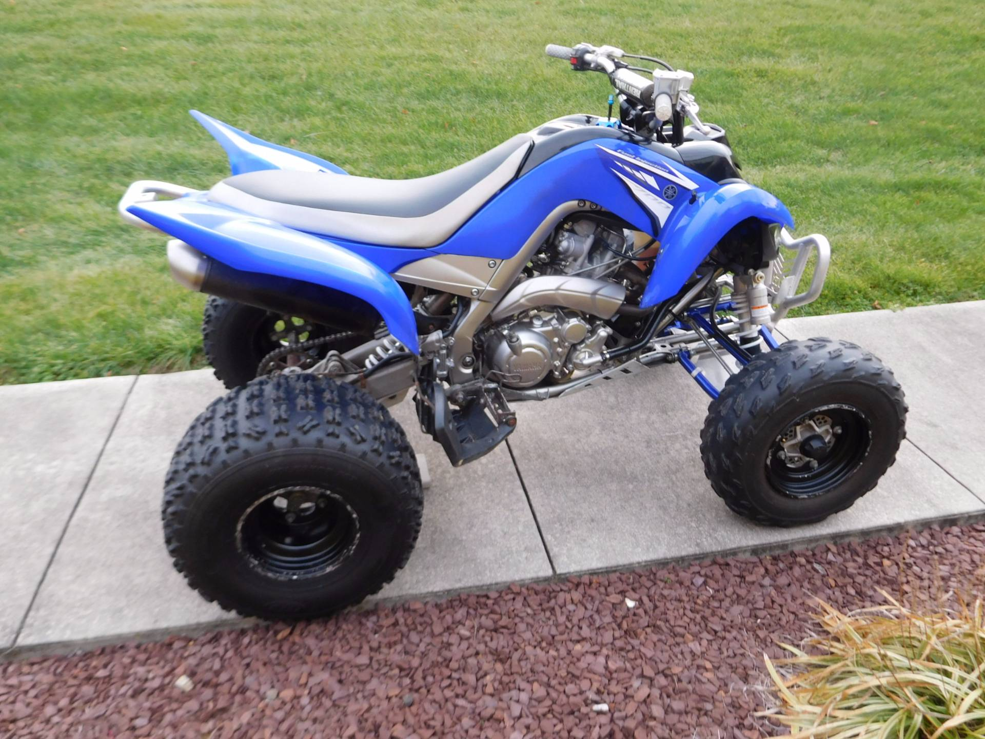2008 Yamaha Raptor 700R in Manheim, Pennsylvania