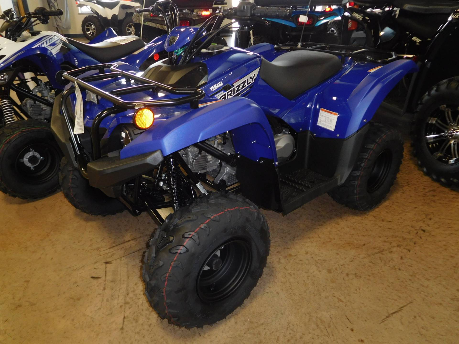 2019 Yamaha Grizzly 90 in Manheim, Pennsylvania - Photo 1