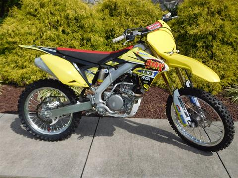 2014 Suzuki RM-Z250 in Manheim, Pennsylvania