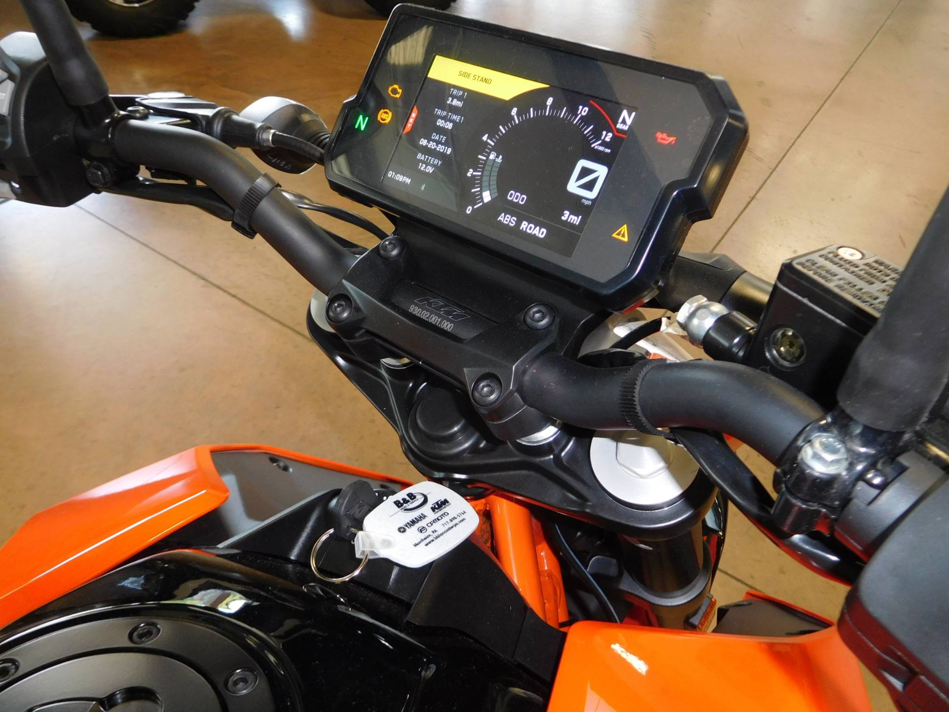 2019 KTM 390 Duke in Manheim, Pennsylvania - Photo 4