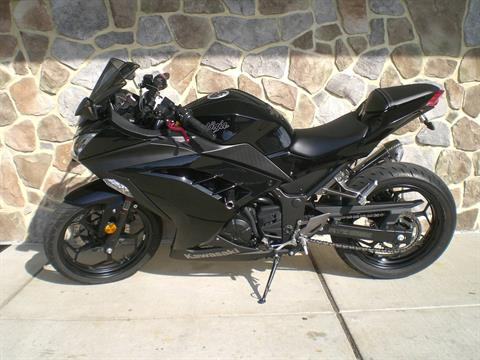2014 Kawasaki Ninja® 300 in Manheim, Pennsylvania - Photo 2